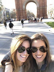 Barcelona Arc de Triomf