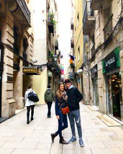 Week in Barcelona