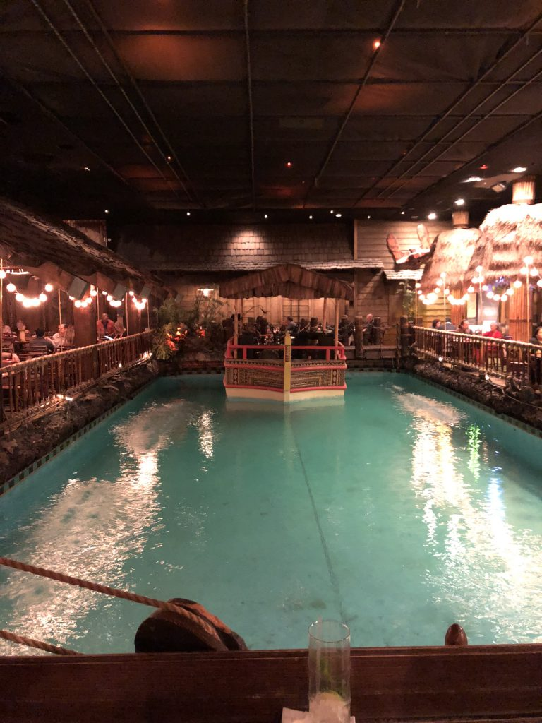 The Tonga Room