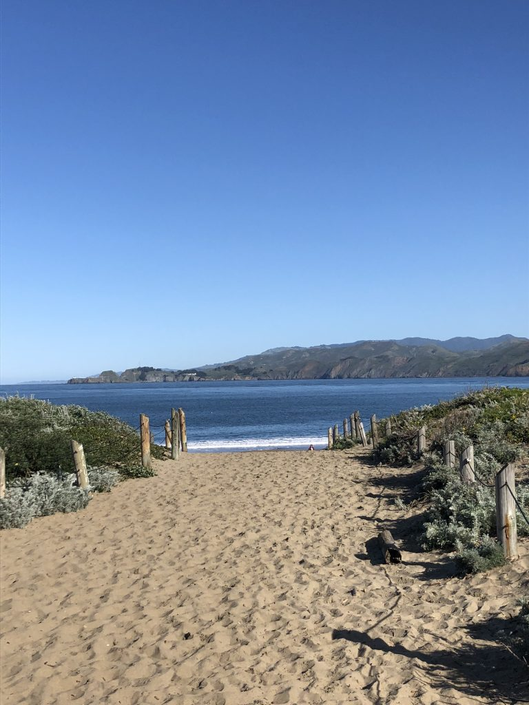 Baker Beach San Fran