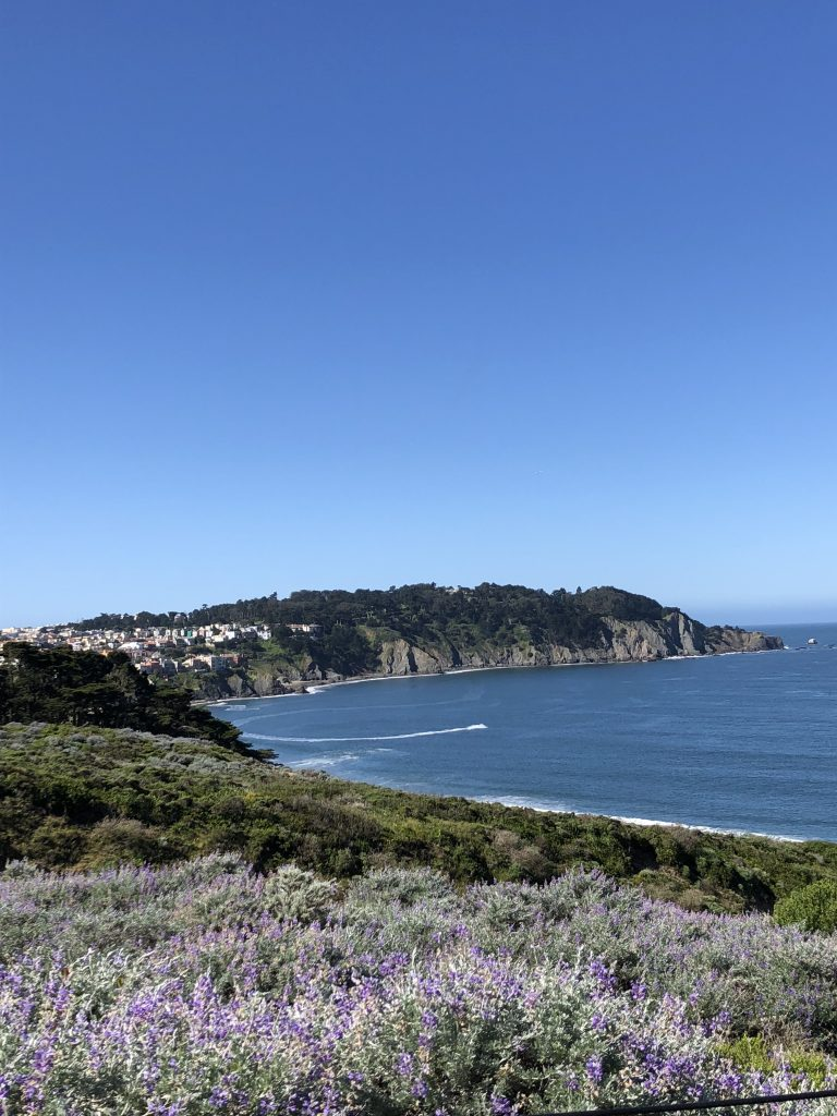 California Coast Trail San Francisco