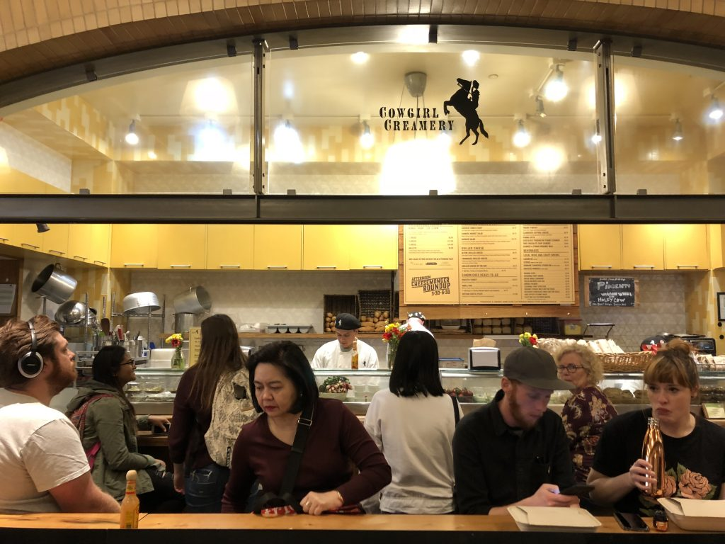 Cowgirl Creamery Cafe