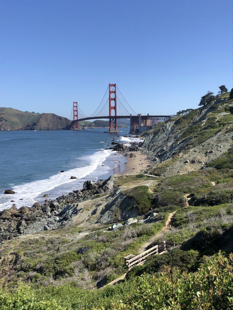 San Francisco hike