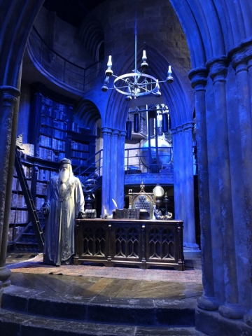 Harry Potter London set